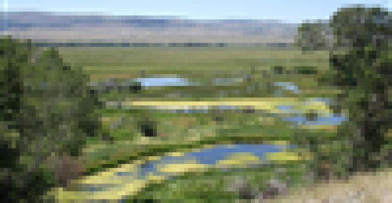 USDA announces wetland mitigation banks