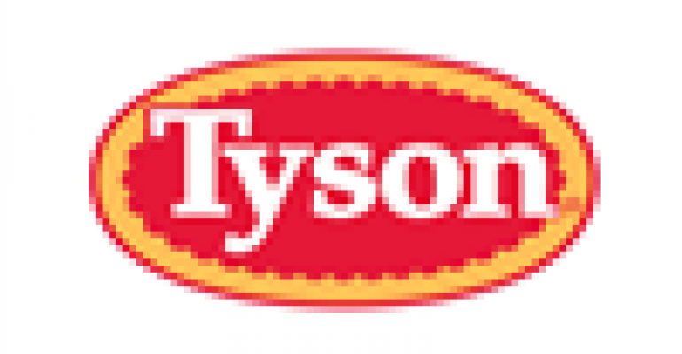 Tyson reports record Q1 results