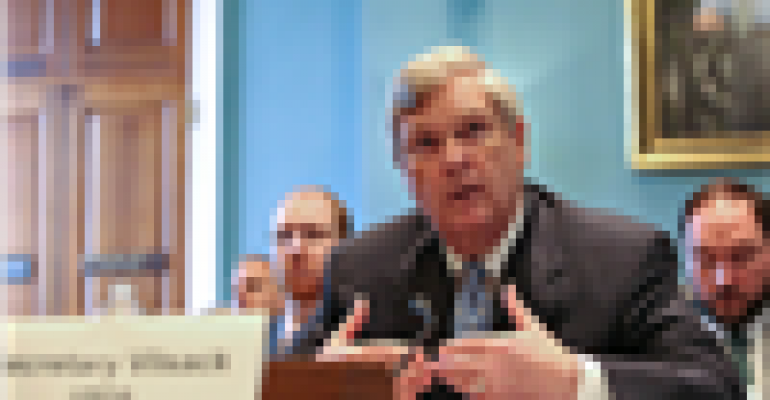 House Ag Committee questions Vilsack
