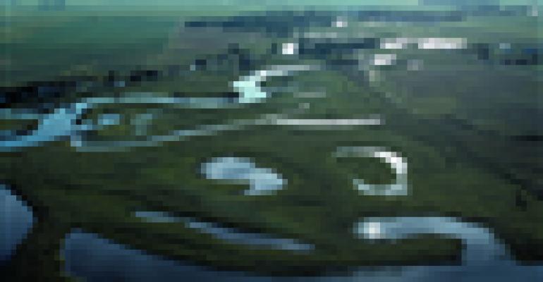 Wetland enhancement could reduce catastrophic floods