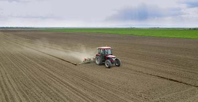 Flooding affects 3% of U.S. organic acres