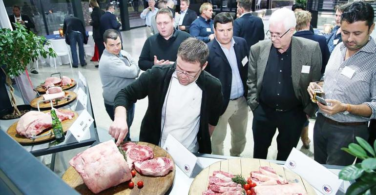 Event showcases U.S. beef, pork to South Africa