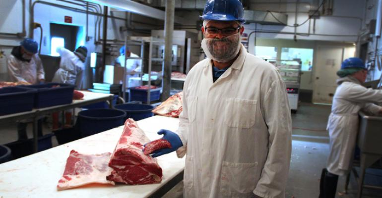 New specialty steak cut unveiled by meat science professor