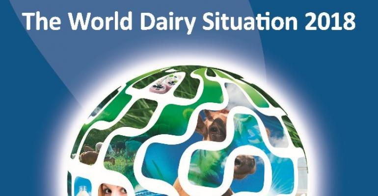 World dairy situation report