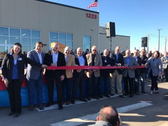 Ribbon cutting held for Costco chicken plant (Gallery)