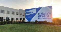 Elanco's building in Indiana
