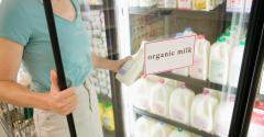 organic milk supply